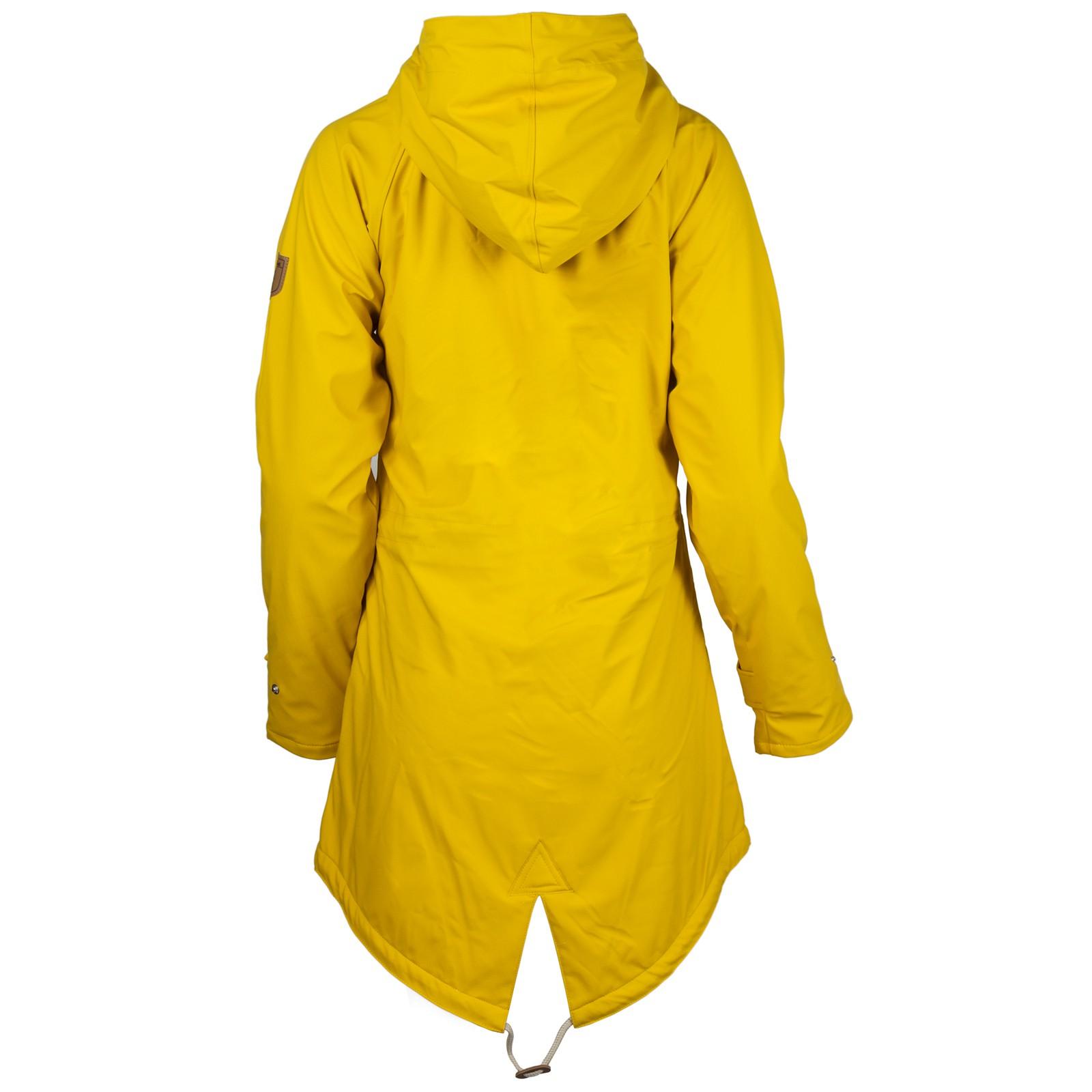 derbe damen regenjacke parka regen mantel wasserabweisend. Black Bedroom Furniture Sets. Home Design Ideas